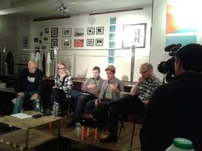Independent Music Panel Discussion at Memories of the Future
