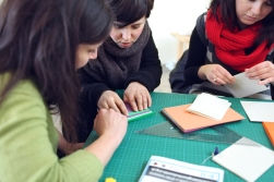 Workshops at Surface Gallery - Photo by Kamila Gawlowska