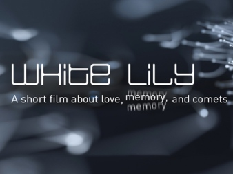 White Lily - a short sci-fi film funded through Kickstarter by locals Adrian Reynolds & Tristan Olfield www.kickstarter.com/projects/whitelily/white-lily