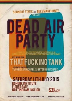 dead air party